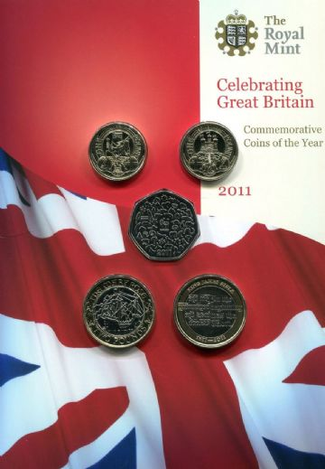 2011 Brilliant Uncirculated Coin Collection